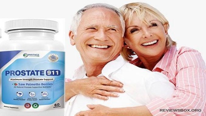 Prostate 911 Reviews
