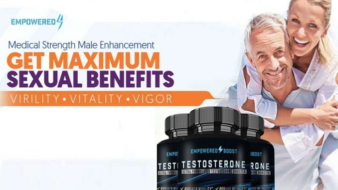 What supplements boost testosterone