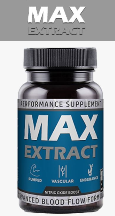 Max Extract Pills