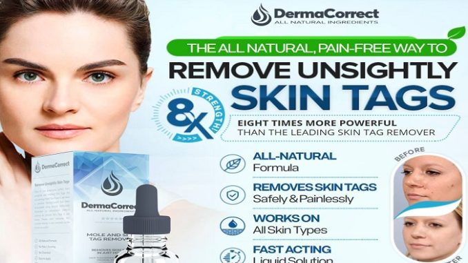 Derma Correct Reviews Best Skin Tag Removal Ingredients Scam Cost
