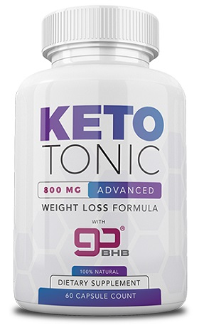 Keto tonic pills