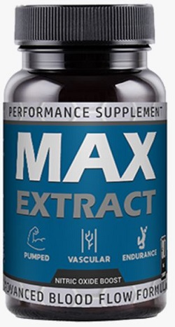 Max Extract Male Enhancement Pills