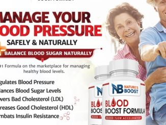 Natures Blood Boost Formula