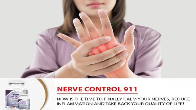 Nerve Control 911 Reviews