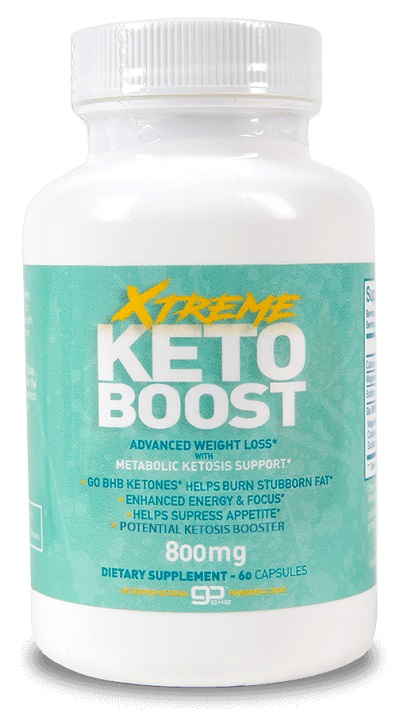 Xtreme Keto Boost Pills