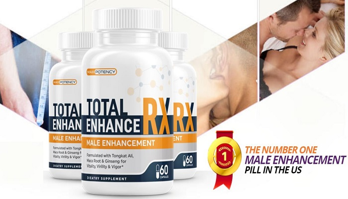 Total Enhance Rx Reviews Must Try This Male Enhancement Pills In 2020