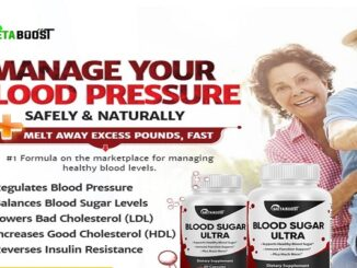 Metaboost Blood Sugar Ultra