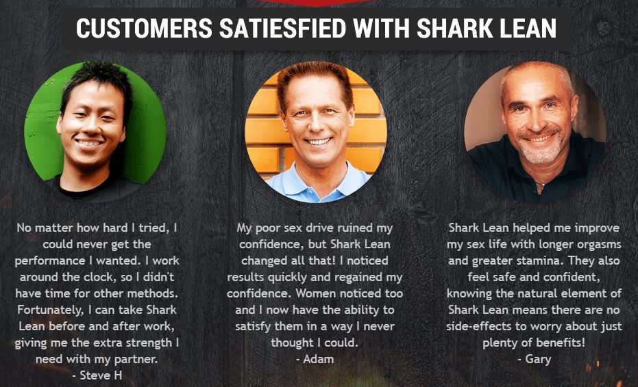 Shark Lean Reviews